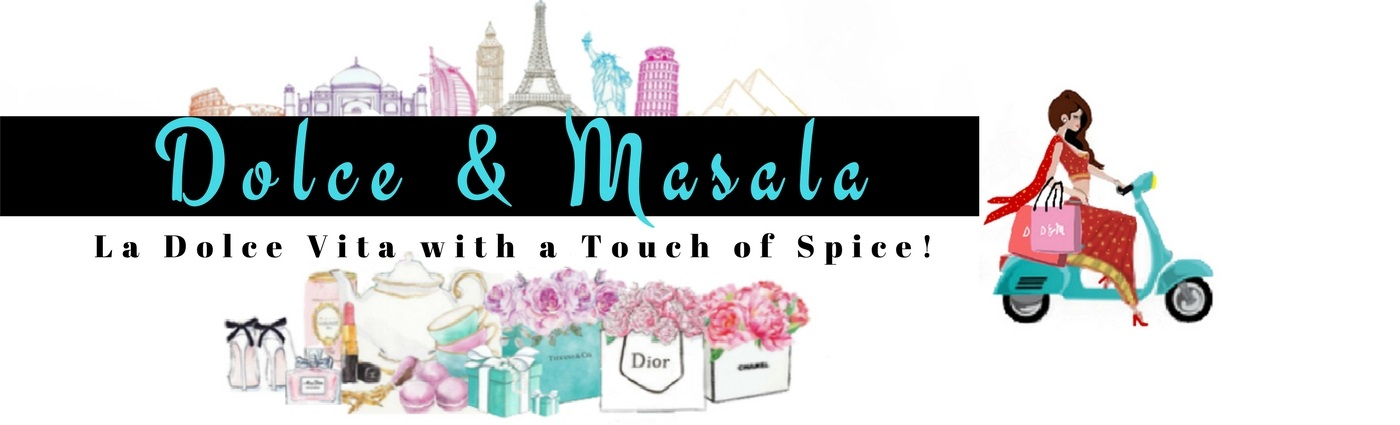 Dolce & Masala - La Dolce Vita with a Touch of Spice